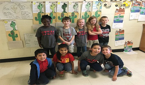 3-24-16 SME Top Readers Kindergarten January 1