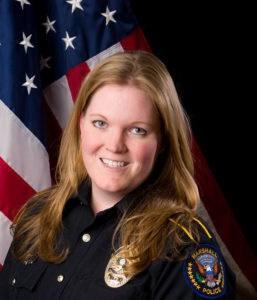 Sgt. Sarah Hodges