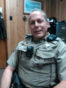 David Barnette, Harrison County Sheriff's Office (Piney Woods News Photo)
