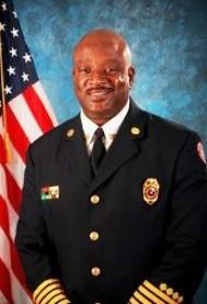 Fire Chief Reggie Cooper (City of Marshall Photo)