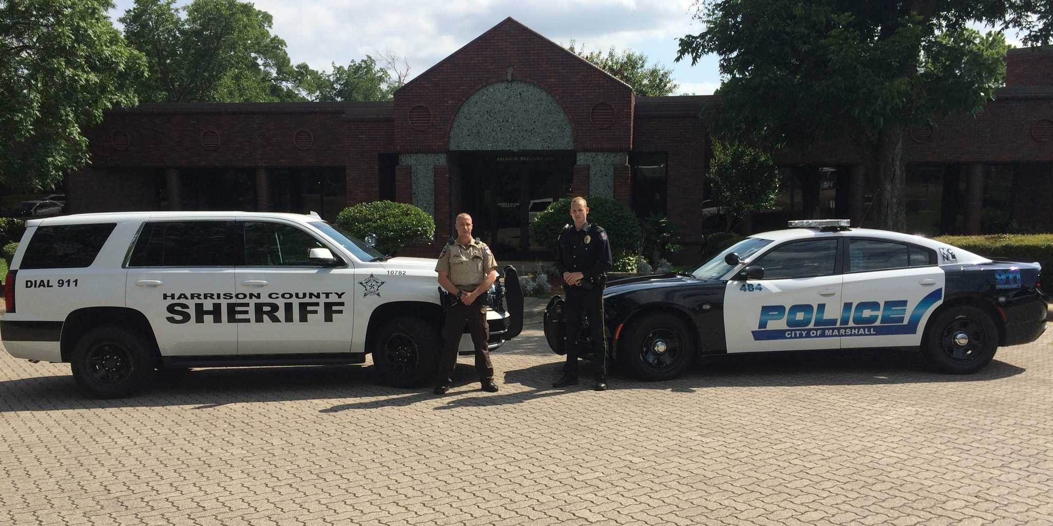 Marshall PD and Harrison County Sheriff's Office create DWI
