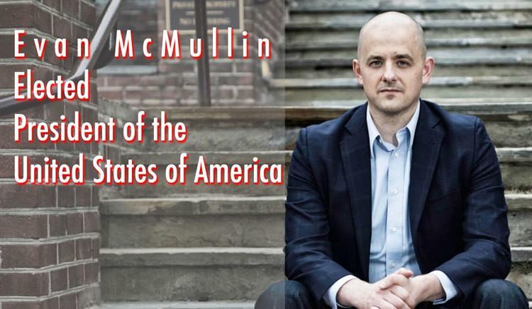 Evan McMullin