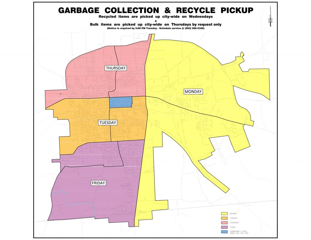 Marshall residents to receive garbage, recycling carts from Republic