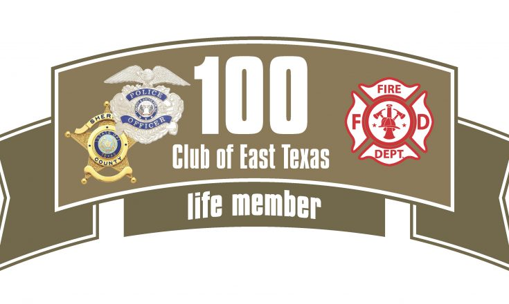 East Texas 100 Club logo