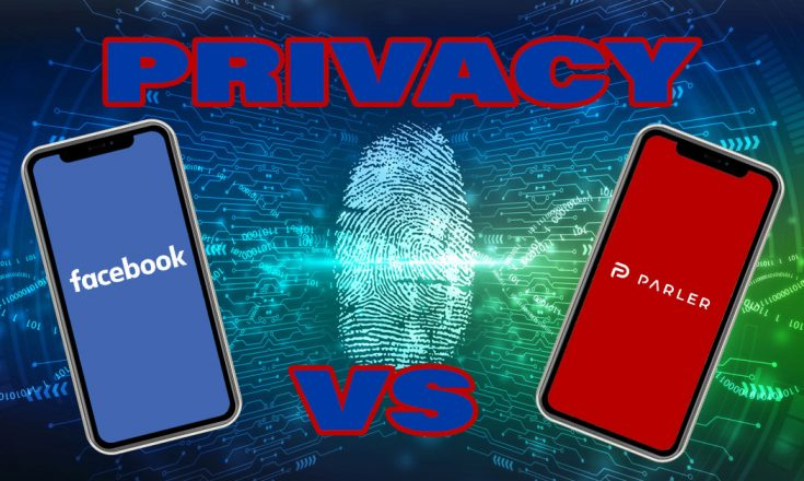 Social Media Privacy: Facebook vs Parler